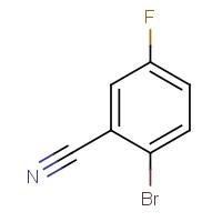2-Bromo-5-fluorobenzonitrile