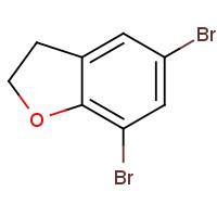 5,7-Dibromo-2,3-dihydrobenzofuran
