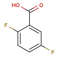 2,5-Difluorobenzoic acid