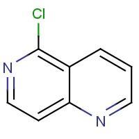 5-Chloro[1,6]naphthyridine