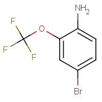 4-Bromo-2-(trifluoromethoxy)aniline