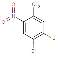 4-Bromo-5-fluoro-2-nitrotoluene