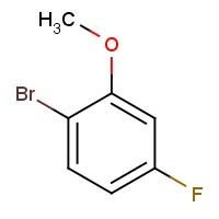 1-Bromo-4-fluoro-2-methoxybenzene