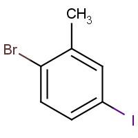 1-Bromo-4-iodo-2-methylbenzene