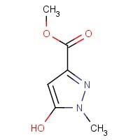 Methyl 5-hydroxy-1-methyl-1H-pyrazole-3-carboxylate