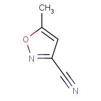 5-Methylisoxazole-3-carbonitrile