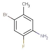 4-Bromo-2-fluoro-5-methylaniline