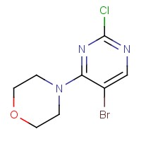 5-Bromo-2-chloro-4-morpholinopyrimidine
