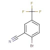 2-Bromo-5-(trifluoromethyl)benzonitrile