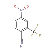 4-Nitro-2-(trifluoromethyl)benzonitrile