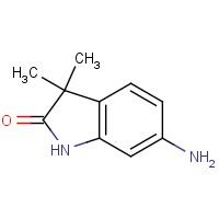 6-Amino-3,3-dimethylindolin-2-one