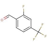 2-Fluoro-4-(trifluoromethyl)benzaldehyde
