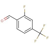 2-Fluoro-4-(trifluoromethyl)benzaldehyde