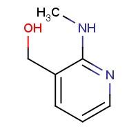 2-(N-Methylamino)-3-hydroxymethylpyridine
