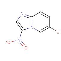 6-Bromo-3-nitroimidazo[1,2-α]pyridine