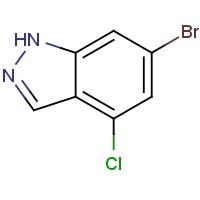 6-Bromo-4-chloro-1H-indazole