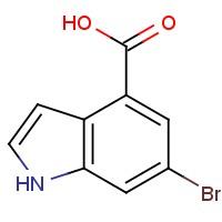 6-Bromo-1H-indole-4-carboxylic acid