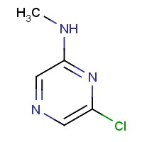 6-Chloro-N-methylpyrazin-2-amine