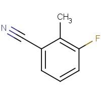 3-Fluoro-2-methylbenzonitrile