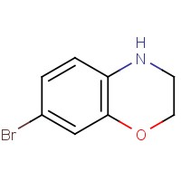 7-Bromo-3,4-dihydro-2H-benzo[b][1,4]oxazine