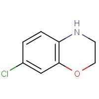 7-Chloro-3,4-dihydro-2H-benzo[b][1,4]oxazine