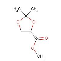 (S)-Methyl 2,2-dimethyl-1,3-dioxolane-4-carboxylate