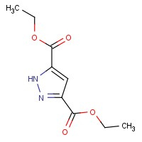 Diethyl 1H-pyrazole-3,5-dicarboxylate
