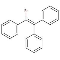 (2-Bromoethene-1,1,2-triyl)tribenzene