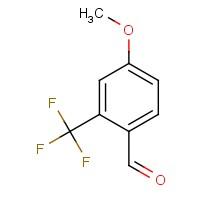 4-Methoxy-2-(trifluoromethyl)benzaldehyde