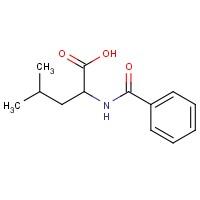 2-Benzamido-4-methylpentanoic acid