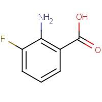 2-Amino-3-fluorobenzoic acid