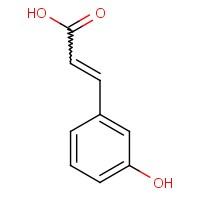 3-(3-Hydroxyphenyl)acrylic acid