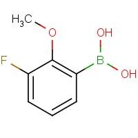 (3-Fluoro-2-methoxyphenyl)boronic acid