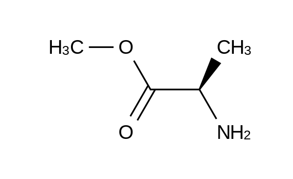 D-Alanine Methyl Ester HCl