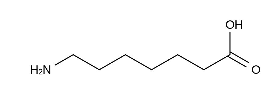 7-Aminoheptanoic Acid