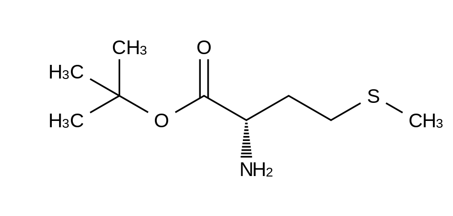 L-Methionine tert-Butyl Ester HCl