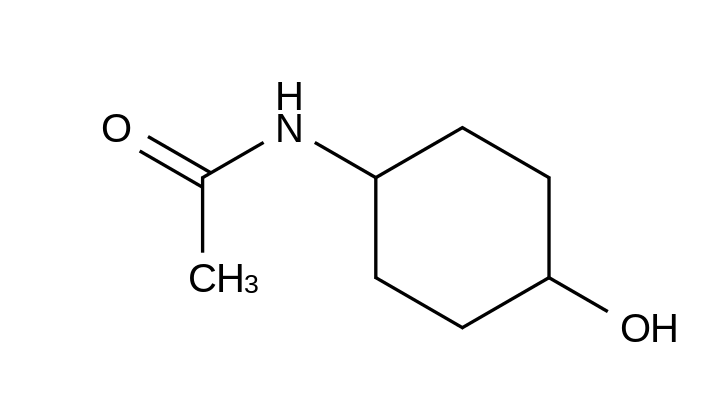 4-Acetamidocyclohexanol