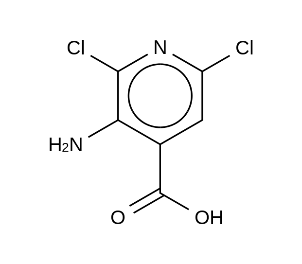 3-Amino-2,6-dichloroisonicotinic Acid