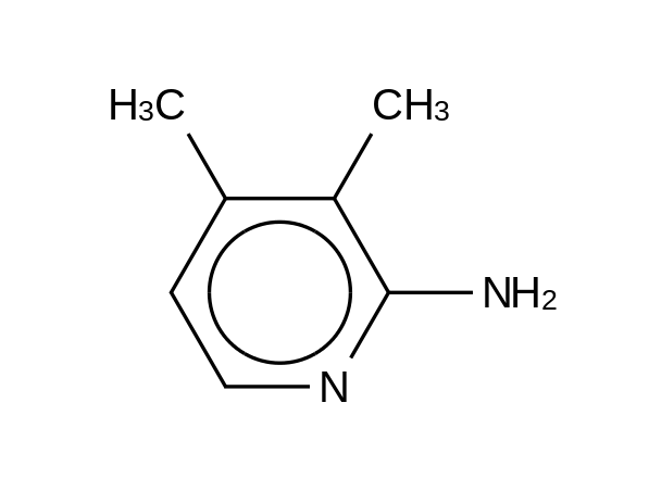 2-Amino-3,4-dimethylpyridine