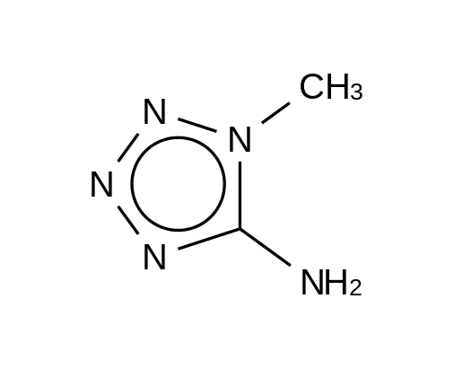 5-Amino-1-methyl-1H-tetrazole