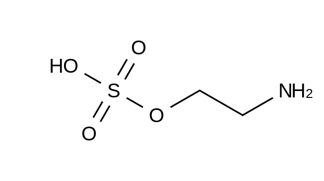 2-Aminoethyl Sulfate