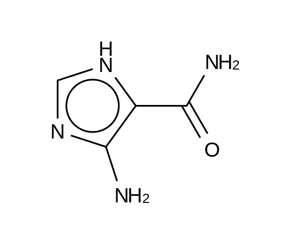 5-Aminoimidazole-4-carboxamide HCl