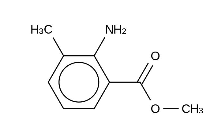 2-Amino-3-methylbenzoic Acid Methyl Ester