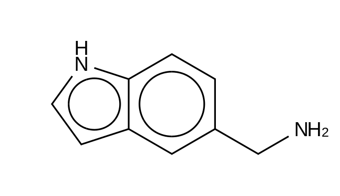 5-(Aminomethyl)indole
