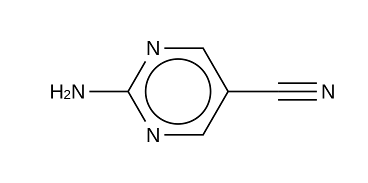 2-Amino-5-pyrimidinecarbonitrile
