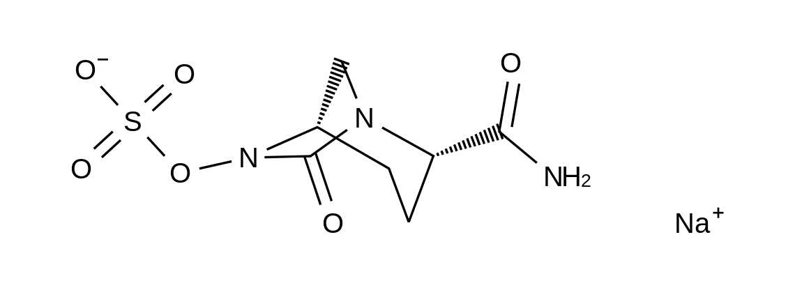 Avibactam Sodium Salt