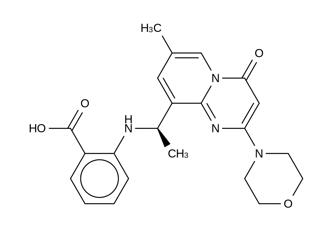 AZD6482 (R)