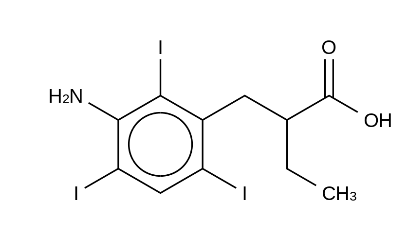 Iodopanoic Acid