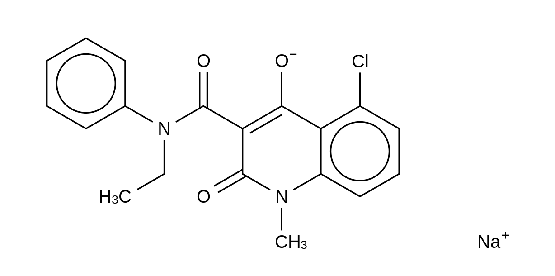 Laquinimod Sodium Salt