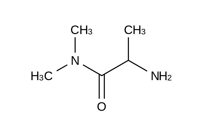 2-Amino-N,N-dimethylpropanamide
